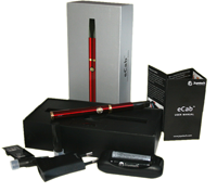 Set eCab red