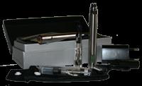 Ego-CE4 LCD 900mAh Steel - štartovací balíček