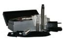 eGO-T s LCD 900mAh Steel - štartovací balíček