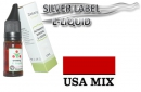 SILVER RED USA mix 10ml ZERO