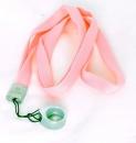 Šnúrka na krk pre eCab - Pink
